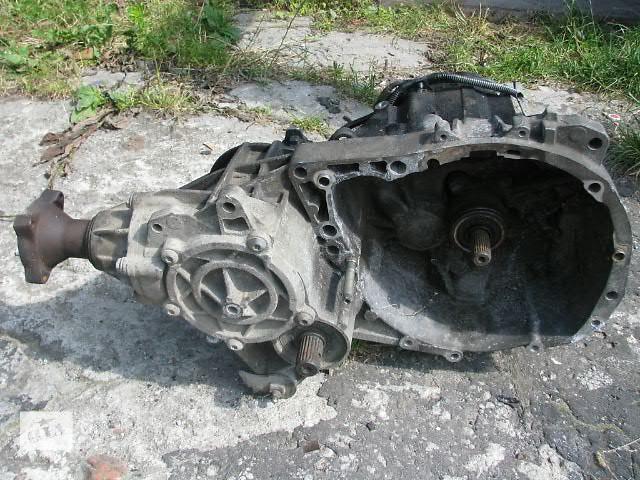 Б/у кпп  Renault Scenic RX4- объявление о продаже  в Хмельницком