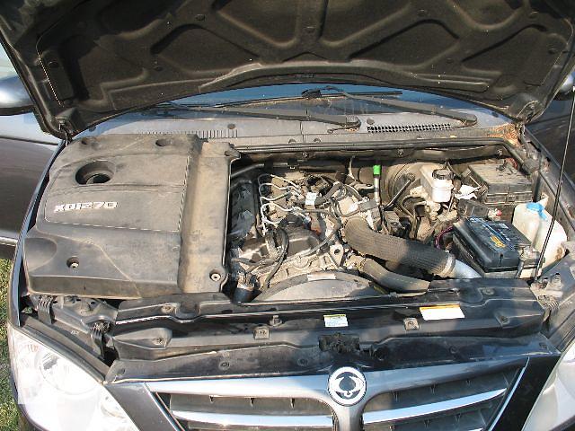 купить бу Б/у крышка мотора для легкового авто SsangYong Rodius в Луцке