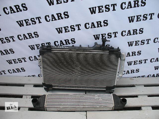 продам Б/у радиатор интеркуллера для легкового авто Mitsubishi Outlander 2013 бу в Луцке