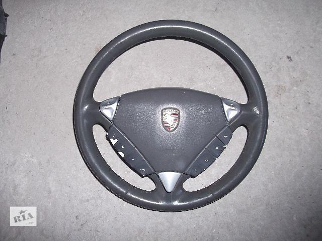 купить бу Б/у руль для легкового авто Porsche Cayenne Turbo 2005 в Днепре (Днепропетровск)