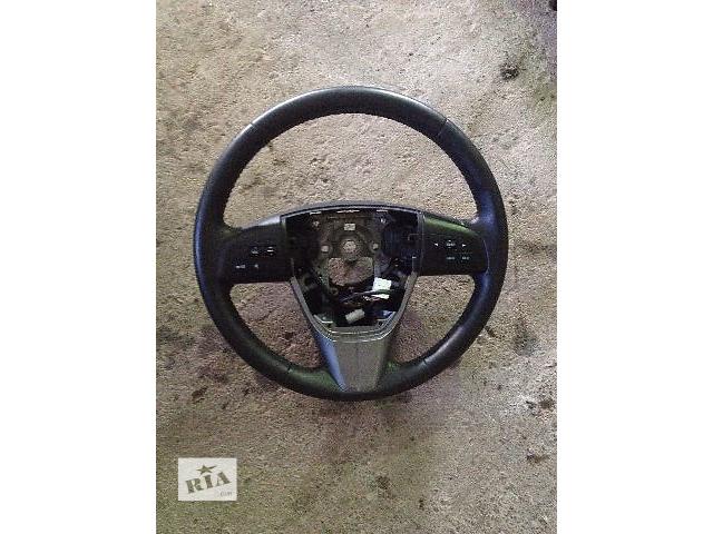 продам Б/у руль для седана Mazda 3 2010-2016 бу в Авдеевке (Донецкой обл.)