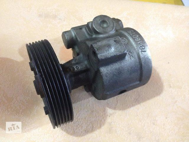 купить бу б/у Рулевое управление Насос гидроусилителя руля Легковой Renault Scenic 26058572 в Луцке