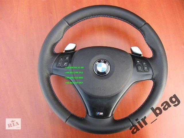 продам Б/у Рулевое управление Руль Легковой BMW M3 Coupe USA 2010 бу в Львове