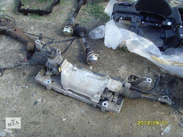 бу Б/у Рулевое управление Рулевая рейка Легковой Volkswagen Caddy 2007 в Ковелі