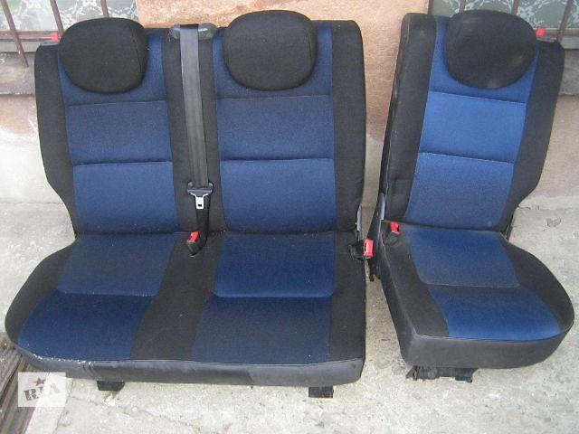 бу Б/у сиденье для легкового авто Citroen Berlingo в Одессе