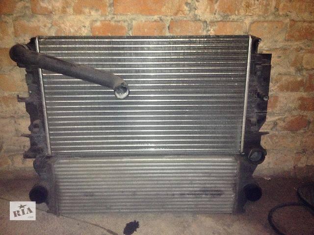 бу б/у Система охлаждения Радиатор Грузовики Mercedes Sprinter 2008 в Прилуках (Черниговской обл.)