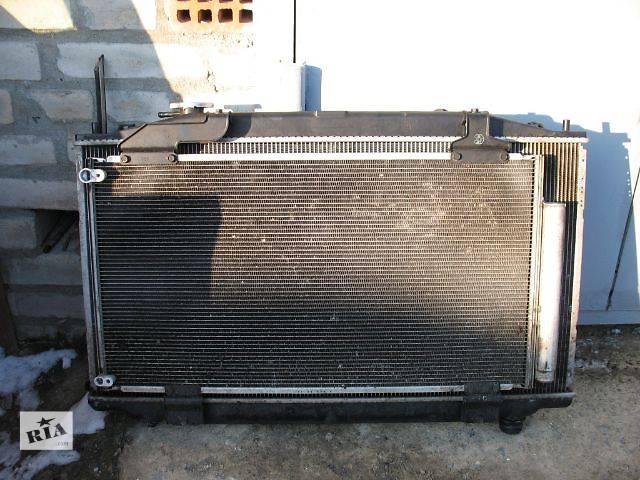 купить бу б/у Система охлаждения Радиатор Легковой Honda Accord 2009 в Луцке