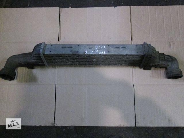 Б/у Система охлаждения Радиатор интеркуллера Легковой Mercedes E-Class 2001- объявление о продаже  в Ивано-Франковске
