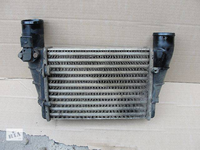 купить бу б/у Система охлаждения Радиатор интеркуллера Volkswagen B5 В НАЛИЧИИ!!!! в Львове