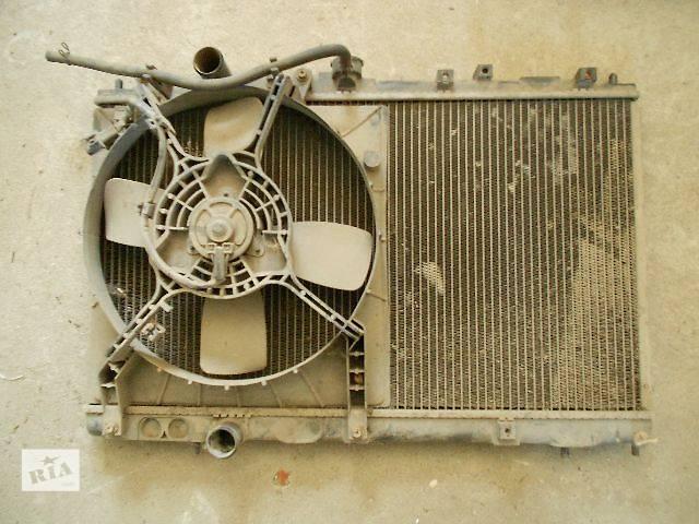 Б/у Система охолодження Вентилятор осн радіатора Легковий Mitsubishi Lancer 1997- объявление о продаже  в Чопе