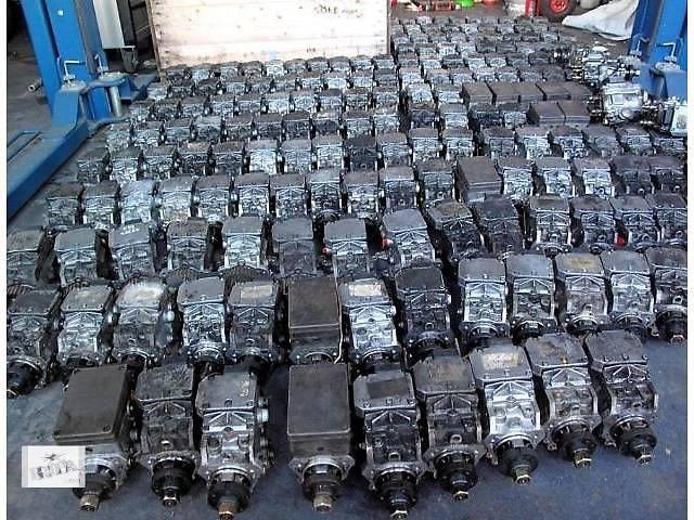 купить бу б/у Топливная система Топливный насос высокого давления/трубки/шест Легковой Volkswagen Polo в Львове