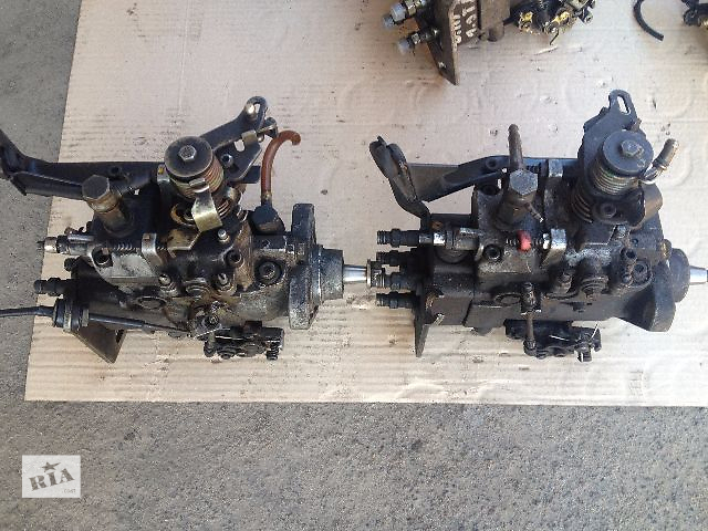 бу Б/у топливный насос высокого давления/трубки/шест для легкового авто Volkswagen B3 в Луцке