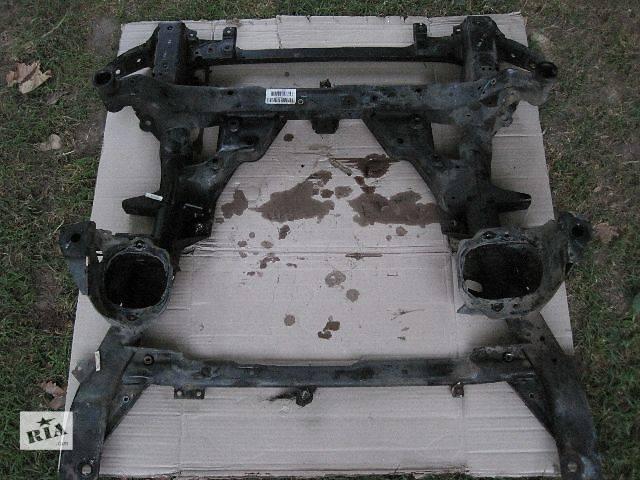 бу б/у Задний/передний мост/балка, подвеска, амортиз подрамник Легковой BMW X6 2010 в Сумах