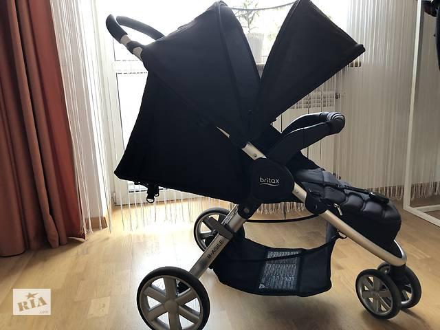 продам Продам прогулочную коляску BRITAX b-agile бу в Святопетрівському (Петрівське)