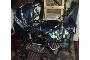 Дитячі коляски трансформери Bambino