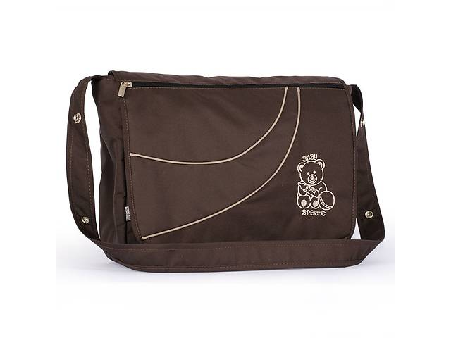купить бу Сумка для коляски Baby Breeze 0351 шоколад в Дубно