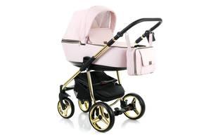 Универсальная коляска 2 в 1 Adamex Reggio Limited Chrom Y813