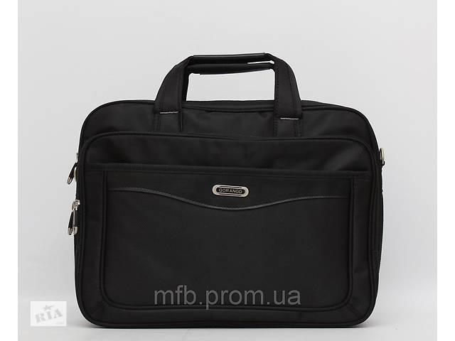 Чоловіча сумка / портфель в руку і через плече з відділом для ноутбука Мужская сумка под ноутбук- объявление о продаже  в Дубно