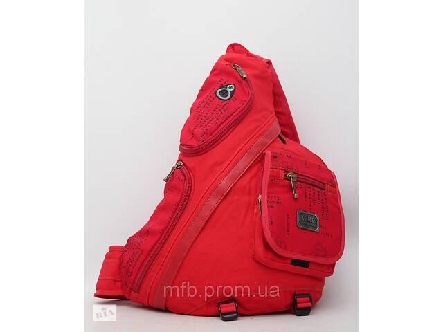бу Чоловічий повсякденний міський рюкзак через плече на одну лямку  Gold Be / GoldBe в Дубно