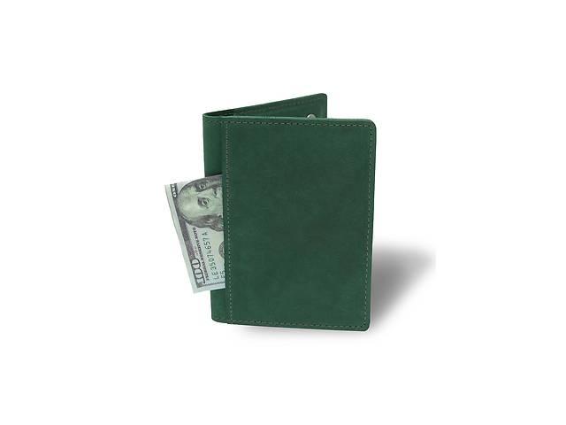 Холдер-паспорт Чистая М01 зеленый - 177989- объявление о продаже  в Одессе