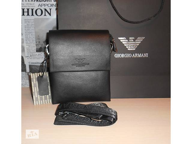 3b242abe2c7a Мужская фирменная сумка, барсетка Armani, Mont Blanc, Lacoste, Louis  Vuitton, Prada. 1 690 грн