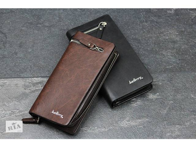 0452f6bd8b1d Мужское портмоне Baellerry Italia. Клатч, бумажник, кошелек. Оригинал!-  объявление о