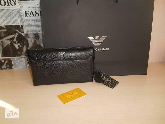4593701a9144 продам Мужской кожаный Кошелек клатч барсетка, органайзер Armani, Mont  Blanc, Lacoste, Gucci