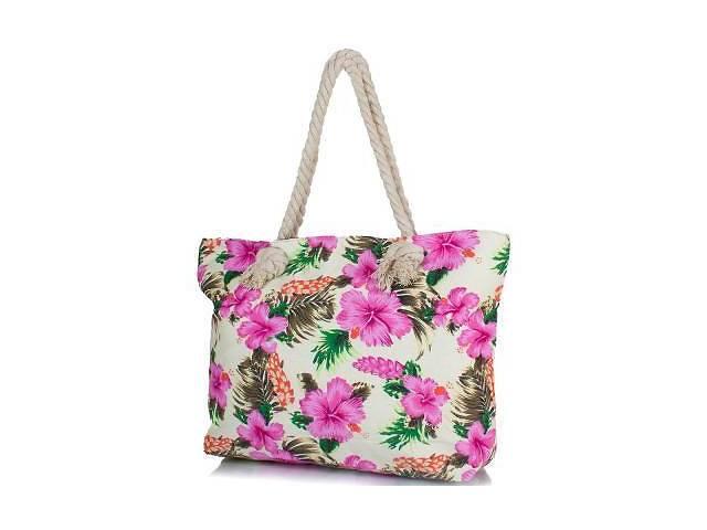 b306563e7721 купить бу Женская пляжная тканевая сумка FAMO (ФАМО) DC1810-04 в Белой  Церкви