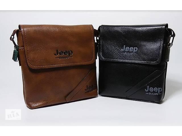 купить бу Сумка через плечо JEEP рюкзак деловой новый портфель в Коломые