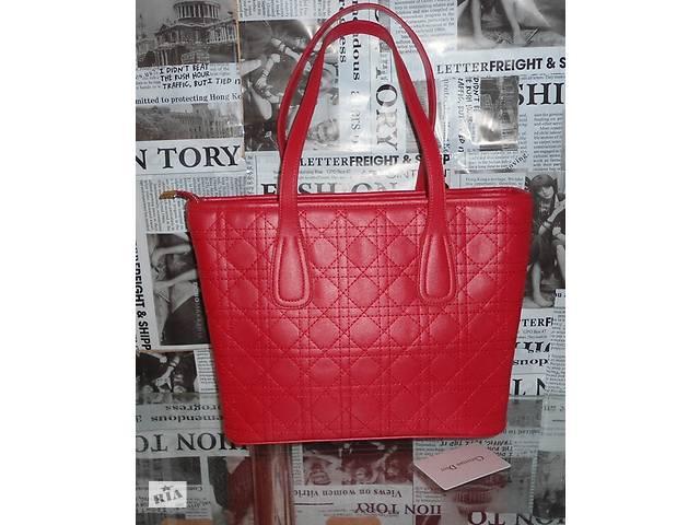532960ef1055 Сумка женская Dior, кожа, Франция - Сумки, кошельки в Запорожье на ...
