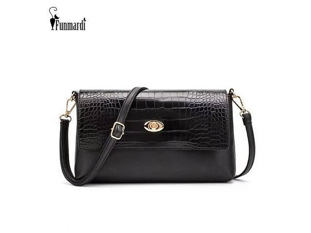 f0dd963c9dbb купить бу Сумка жіноча на плече сумочка клатч маленька шкіряна нова в  Вінниці