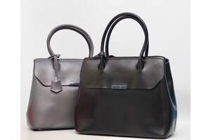 Женская сумка Galanty из натуральной кожи / Стильная женская кожаная (кожа натуральная) сумка Galanty