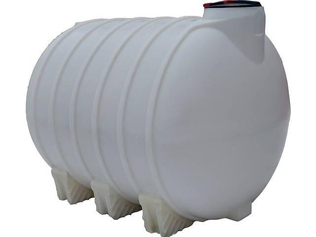 продам Бак, бочка 5000 л емкость усиленная для транспортировки воды, КАС перевозки без перегородок белая пи бу в Киеве