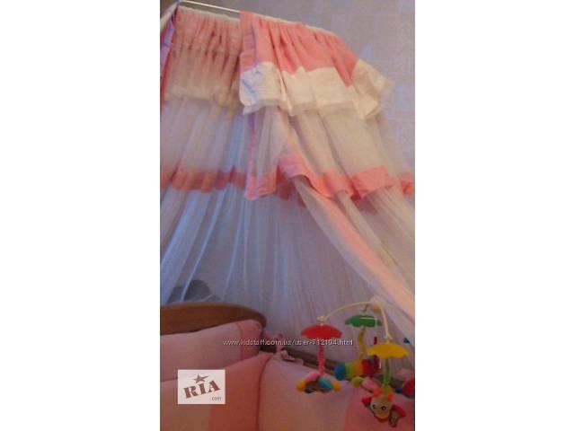 Балдахин на детскую кроватку для девочки Feretti- объявление о продаже  в Южном (Одесской обл.) (Южный)
