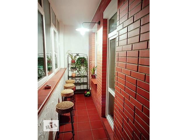 купить бу Балкон под ключ в Киевской области