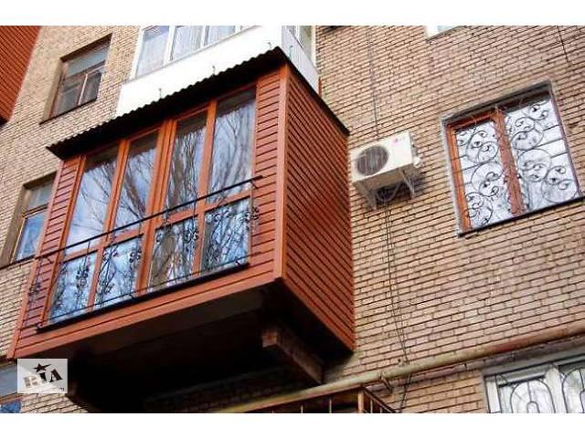 бу Балконы и лоджии под ключ в Николаеве
