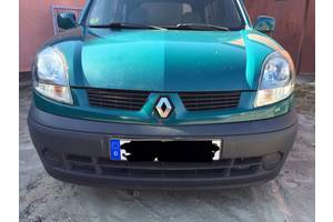 б/у Бамперы передние Renault Kangoo