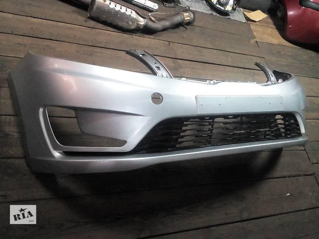 Бампер передний б/у оригинал.Отличное состояние. Kia Rio III- объявление о продаже  в Киеве
