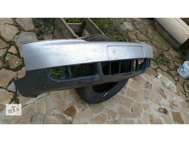 купить бу Бампер передний для легкового авто Audi A6 2003 года в Киеве