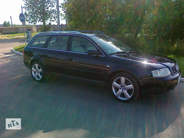 бу  Бампер передний для легкового авто Audi A6  98-05 г. в Костополе