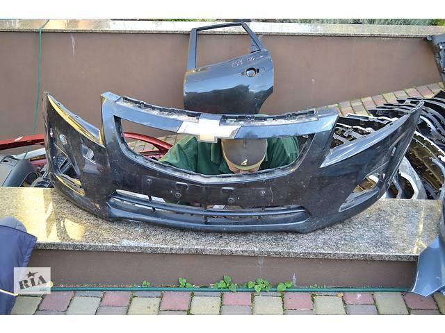 купить бу  Бампер передний для легкового авто Chevrolet Cruze в Остроге