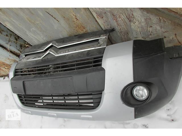 продам  Бампер передний для легкового авто Citroen Berlingo  B 9    2008        -- 2014 p бу в Ровно
