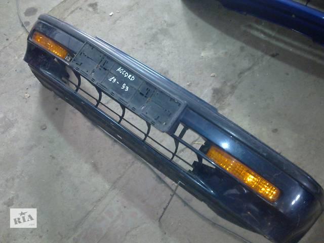 купить бу  Бампер передний для легкового авто Honda Accord в Львове