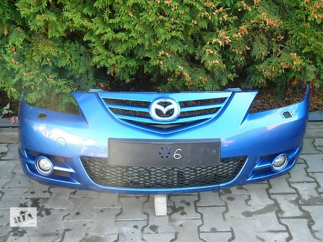 Бампер передний для легкового авто Mazda 3 Sedan 2005- объявление о продаже  в Луцке