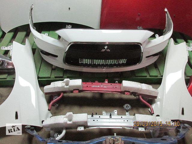 продам Бампер передний для легкового авто Mitsubishi Lancer X бу в Львове