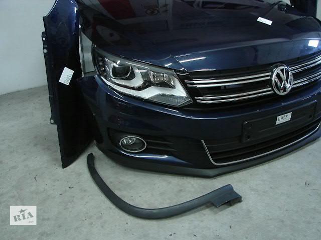 Бампер передний для легкового авто Volkswagen Tiguan VW TIGUAN 08-15 морда комплектная- объявление о продаже  в Жовкве