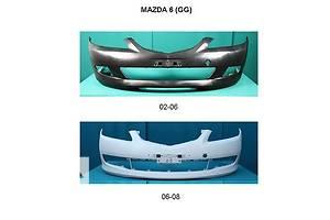 Новые Бамперы передние Mazda 6