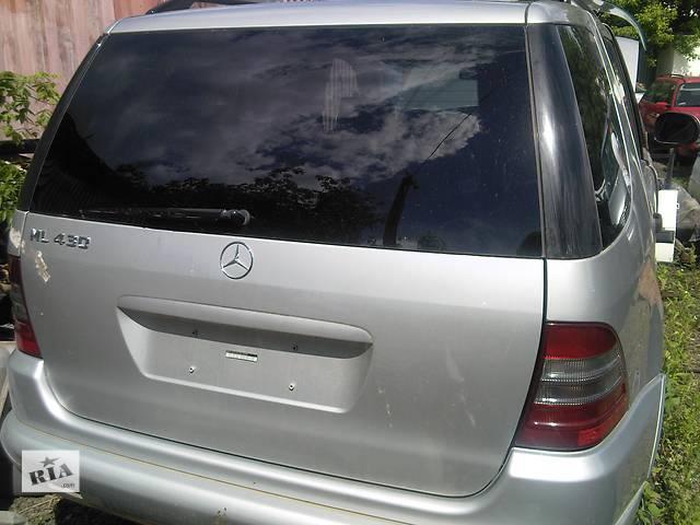 Бампер задний для легкового авто Mercedes ML 430- объявление о продаже  в Ужгороде