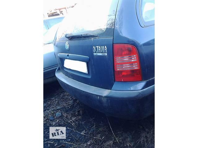 продам  Бампер задний для легкового авто Skoda Octavia Tour бу в Ужгороде