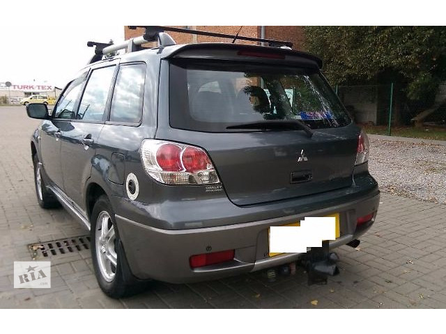 продам Бампер задний для Mitsubishi Outlander 2005 бу в Львове